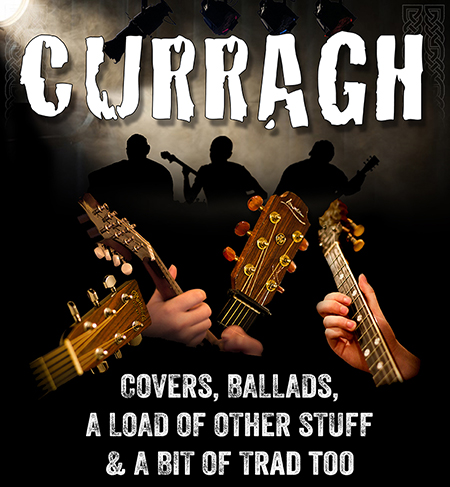 Curragh playing at Nealons, Skerries
